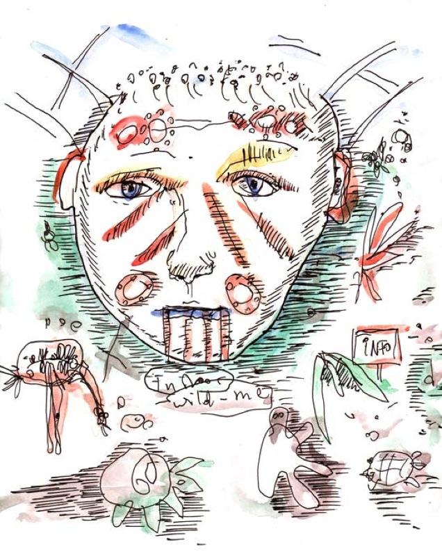 Kowai Drawings